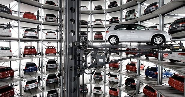 Le groupe Volkswagen prévoit plus de 107 milliards d'euros d'investissement d'ici 2019