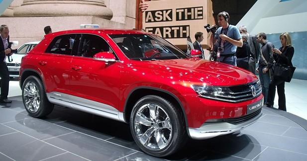 Volkswagen Cross Coupé TDI Hybrid Plug-in : Appétit d'oiseau...