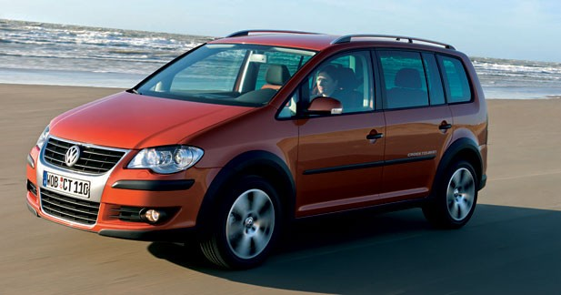 volkswagen cross touran la cl des champs. Black Bedroom Furniture Sets. Home Design Ideas