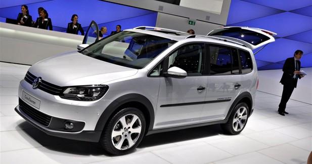 Volkswagen CrossTouran : Sous le ''pavé'', la plage…