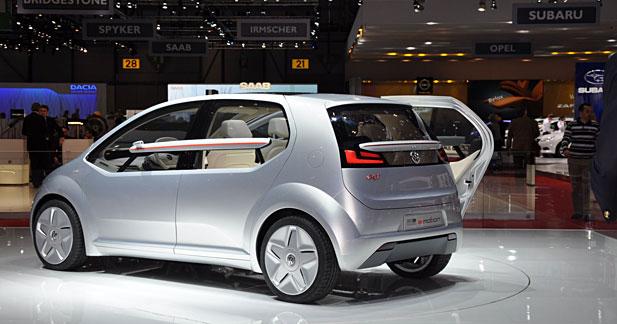 Volkswagen Giugiaro Go : Critique de la raison pure