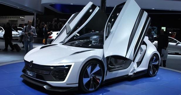 Volkswagen Golf GTE Sport: paradoxe roulant