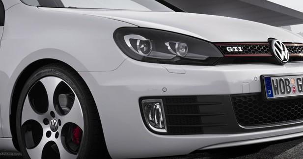 Volkswagen Golf GTI concept : et de 6… aussi !