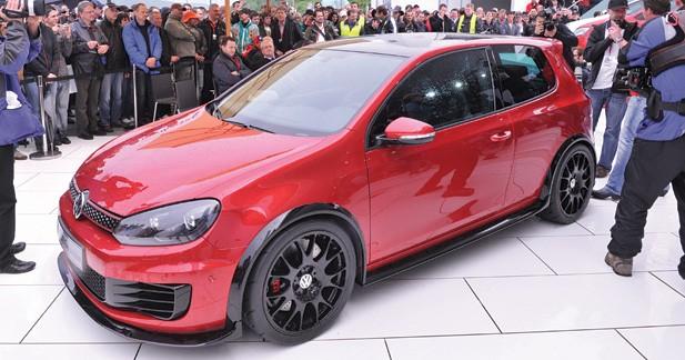 Volkswagen Golf GTI Excessive : la maxi GTI