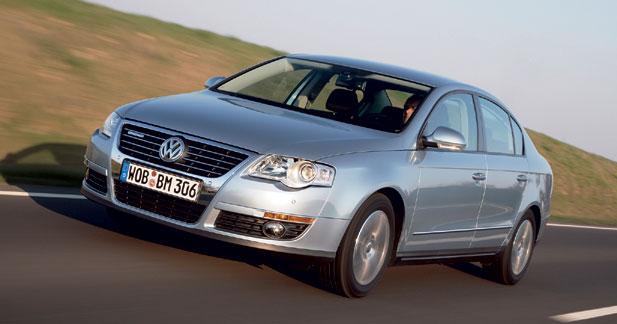 Volkswagen Passat BlueMotion : pour mettre sa famille au vert