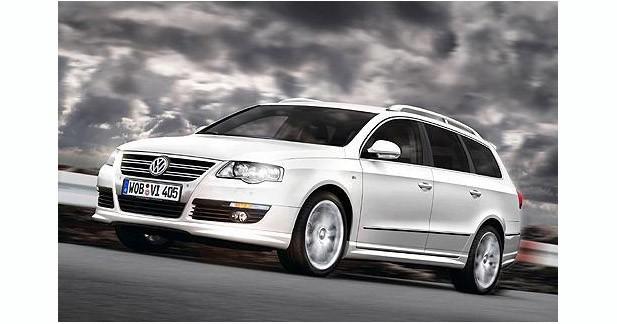 La VW Passat adopte la finition sportive R-Line