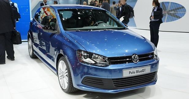 Volkswagen Polo GT Blue : Bluewashing ?