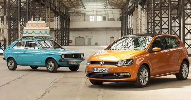 Volkswagen Polo «Original»: une série limitée pour les 40 ans de la fourmi