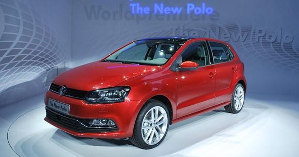 Volkswagen Polo restylée : A bord de la Polo 2014