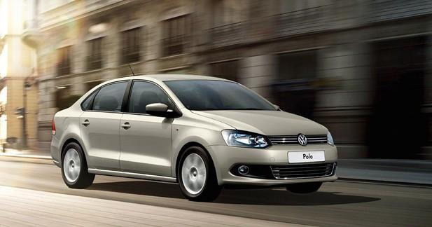 Volkswagen Polo Sedan : A l'assaut des BRIC !