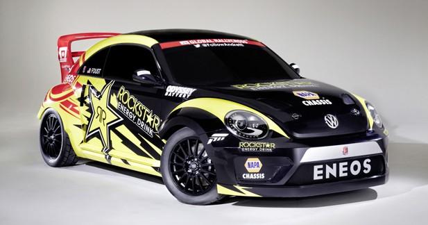 Deux New Beetle en Rallycross U.S. pour la saison 2014