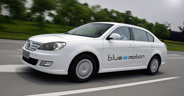 Kaili : la nouvelle marque de VW pour les VE en Chine