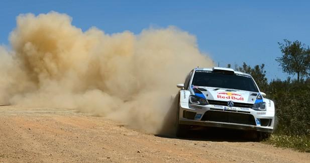WRC - Portugal: Le «hat trick» pour la paire Ogier/Ingrassia