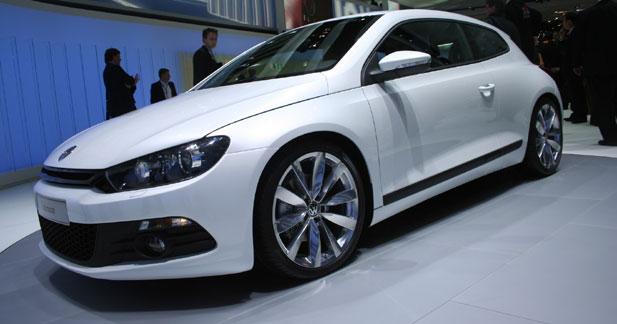 Volkswagen Scirocco : un vent frais souffle chez VW