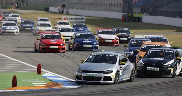 Plein Gaz : Gros plan sur la Volkswagen Scirocco R-Cup