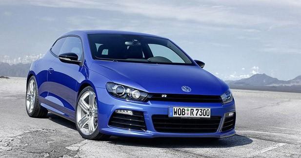 Volkswagen Scirocco R : vent de folie