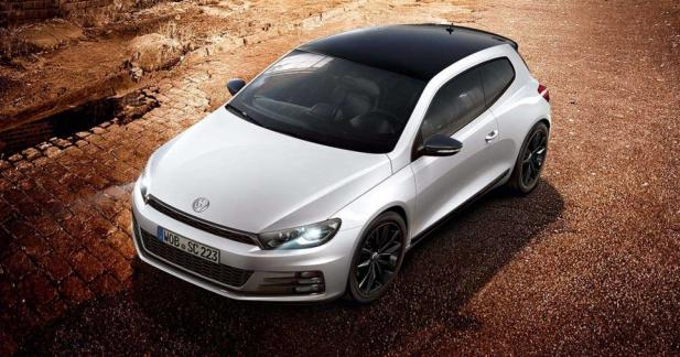 "Pavillon noir pour le Scirocco ""Black Session"""