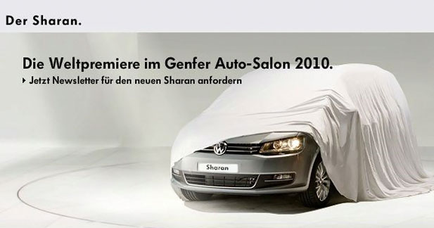 Volkswagen Sharan II : il persiste et signe