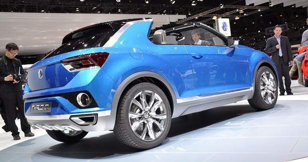 Volkswagen T-Roc : Un rival pour les Captur et 2008 à Genève