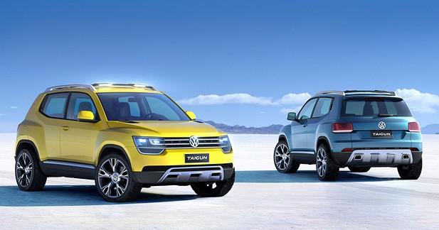 Volkswagen Taigun : Concentré de Tiguan !