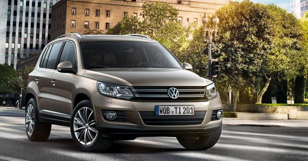 Volkswagen Tiguan restylé : lancement anticipé
