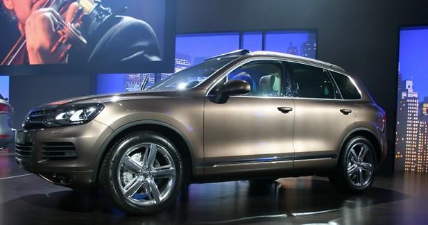 Volkswagen Touareg II : Remise en question