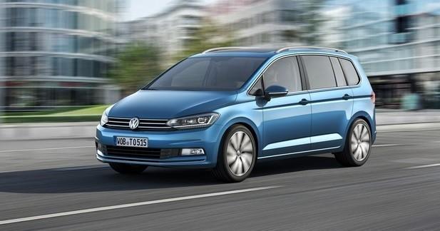 Volkswagen Touran: une nouvelle génération gonflée