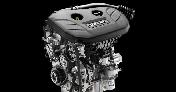 Volvo 2.0 GTDi : downsizing robuste