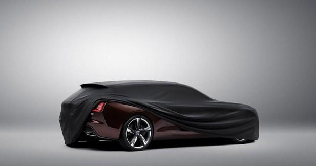 Volvo Estate Concept : le break de chasse suédois