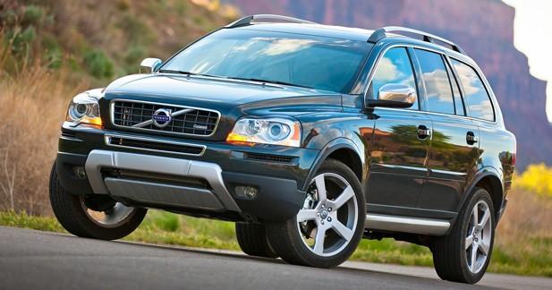 Volvo/Geely : Le premier bébé est en route