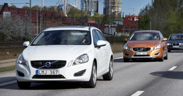 Volvo va tester des voitures autonomes dans la circulation
