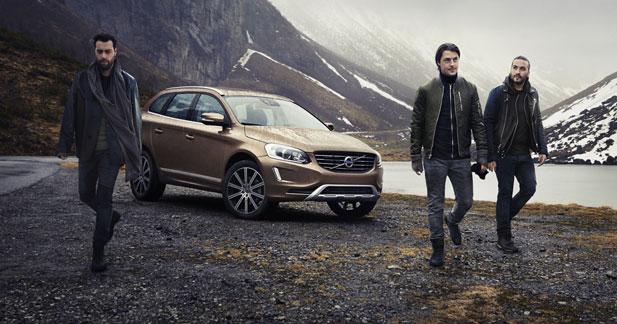 La Volvo XC60 en vedette d'un clip de DJ suédois