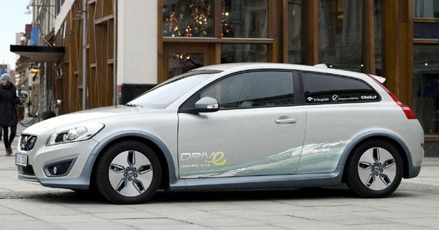 Volvo fait de la protection de l'environnement une priorité