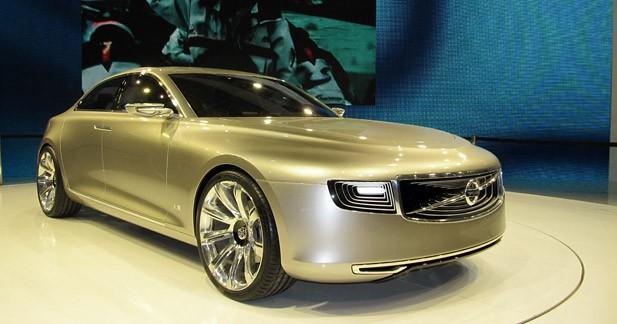 Volvo Concept Universe : Volvo voit grand pour la Chine