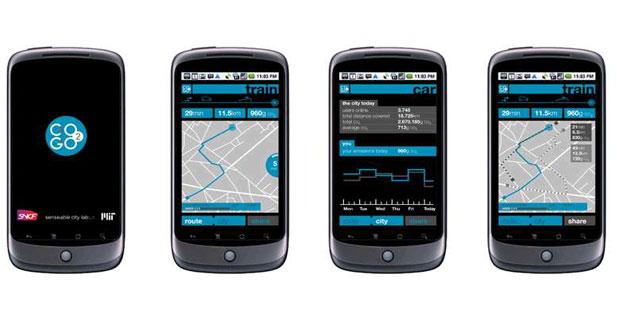 La SNCF prépare un éco calculateur sur téléphone mobile