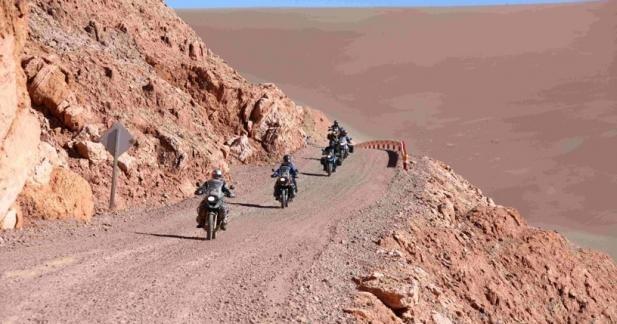 Voyages moto : Evadez-vous en Amérique du Sud