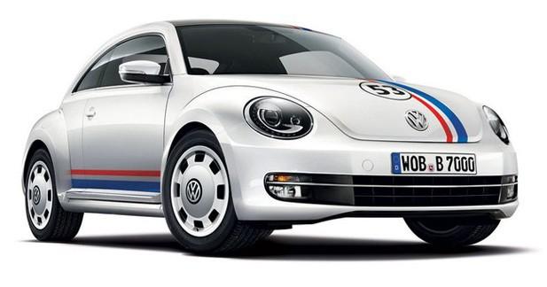 VW Beetle : une édition spéciale ''Choupette'' en espagne