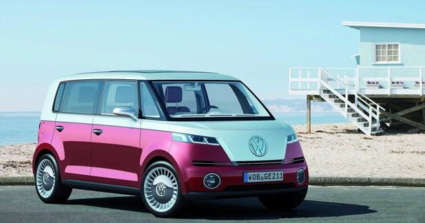 Le Volkswagen Bulli ne verra pas le jour en 2014