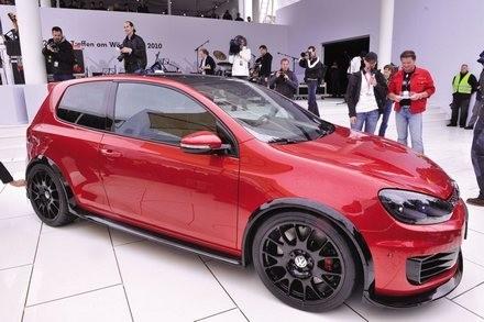 VW Golf GTI Excessive : étude de style