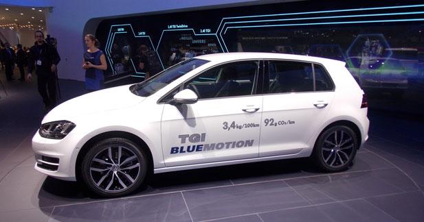 Nouvelles motorisations : Volkswagen en a sous le pied