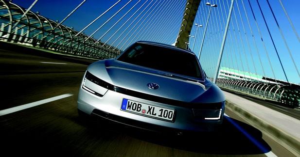 Volkswagen lance sa voiture à 1 litre aux cent