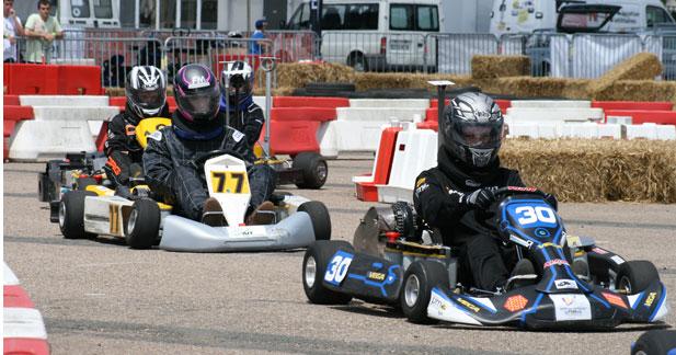 Vierzon capitale du karting électrique