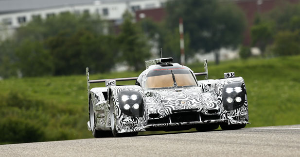 Porsche recrute Mark Webber en vue des 24 h du Mans
