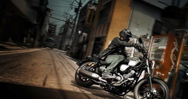 XV950, Yamaha sort ses Bobber