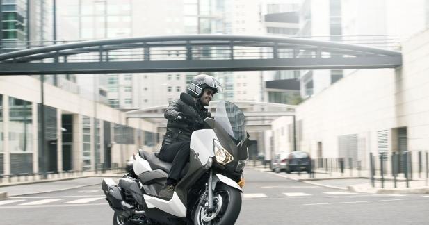 Yamaha dévoile son Xmax 400 en photo et video, presque mini Tmax !