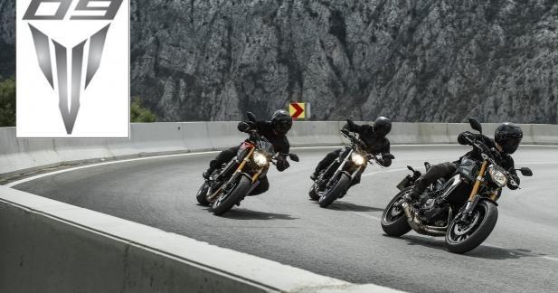 Yamaha MT-09, le Challenge Nine est lancé !