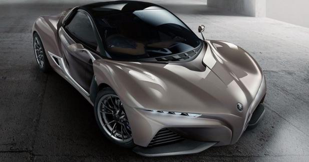 Yamaha Sports Ride: encore plus légère qu'une Mazda MX-5