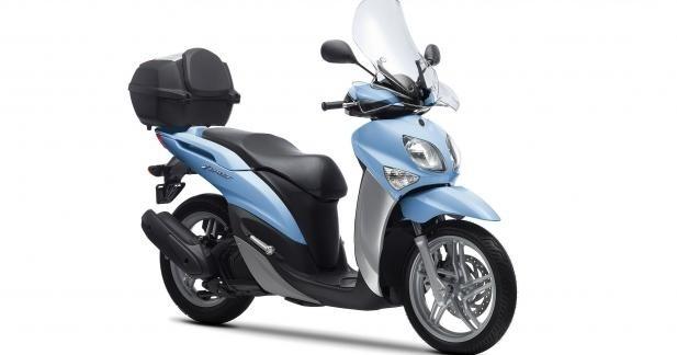 Yamaha X-enter équipé, c'est mieux