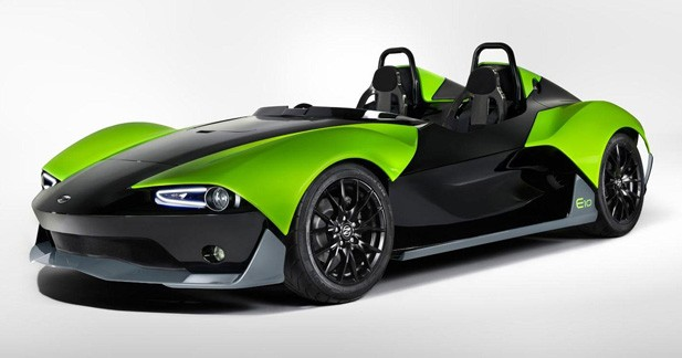 Zenos E10 S : à l'assault de Caterham