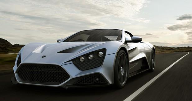 Zenvo ST1 : Prédatrice de Veyron